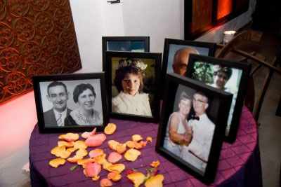10 Ways To Remember A Loved One At A Wedding