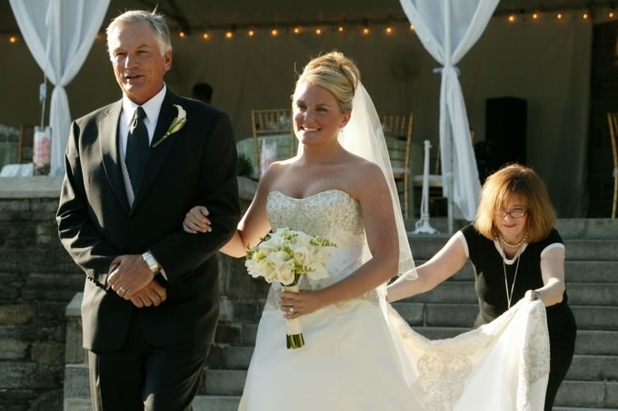 I DO Wedding Consulting  Philadelphia Wedding Planner Working