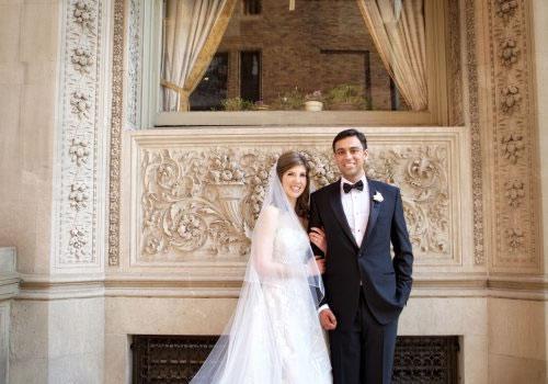 Sarah & Ahmed