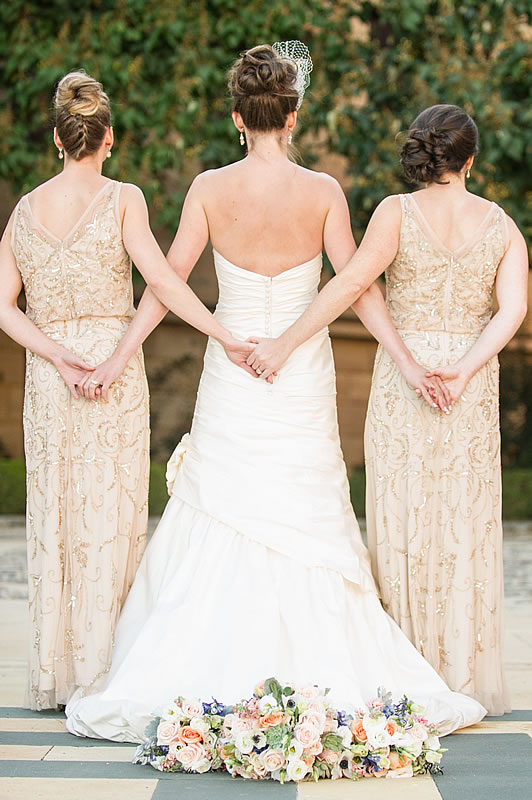 Question For A Wedding Planner- NO Bridesmaids?
