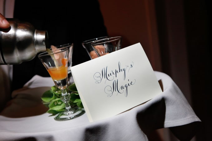 I DO Wedding Consulting Signature Drink Philadelphia Wedding
