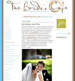 The Bride's Cafe – Jaclyn & Dan