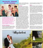Bucks-Lehigh Magazine – Knowing The Bride