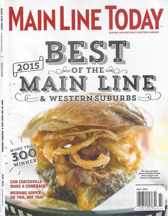 Main Line Today – July 2015
