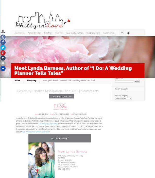 Philly In Love – Meet Lynda Barness