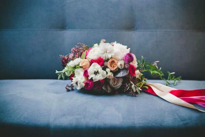 Photo  Philadelphia Wedding Planner Bouquet