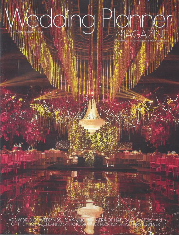 Wedding Planner Magazine – Real Wedding