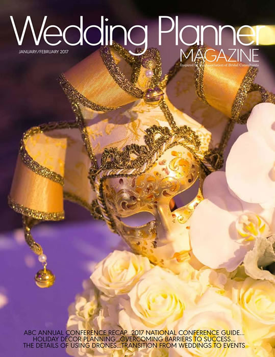Wedding Planner Magazine – Class At Temple University