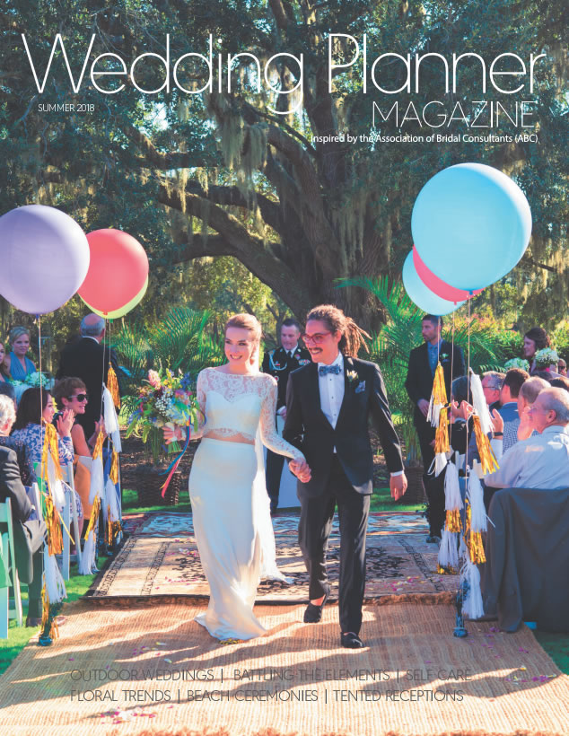 Wedding Planner Magazine – Dealing With Mother Nature During An Outdoor Wedding