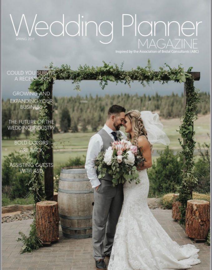 Wedding Planner Magazine – Spring 2019