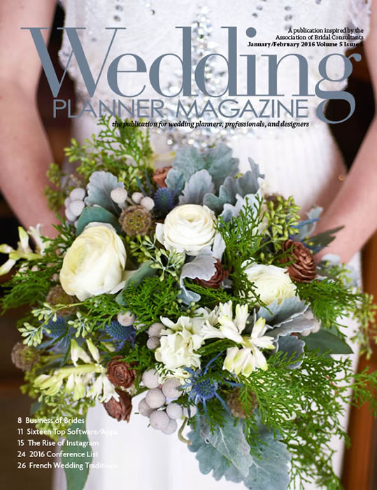 Wedding Planner Magazine Planning Course At Temple University