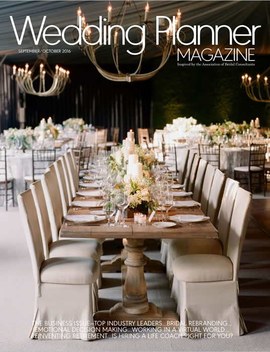 Wedding Planner Magazine – Industry Leaders